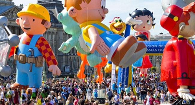 Balloons' Day Parade
